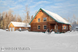 16950 E Montana Creek Road, Talkeetna, AK 99676