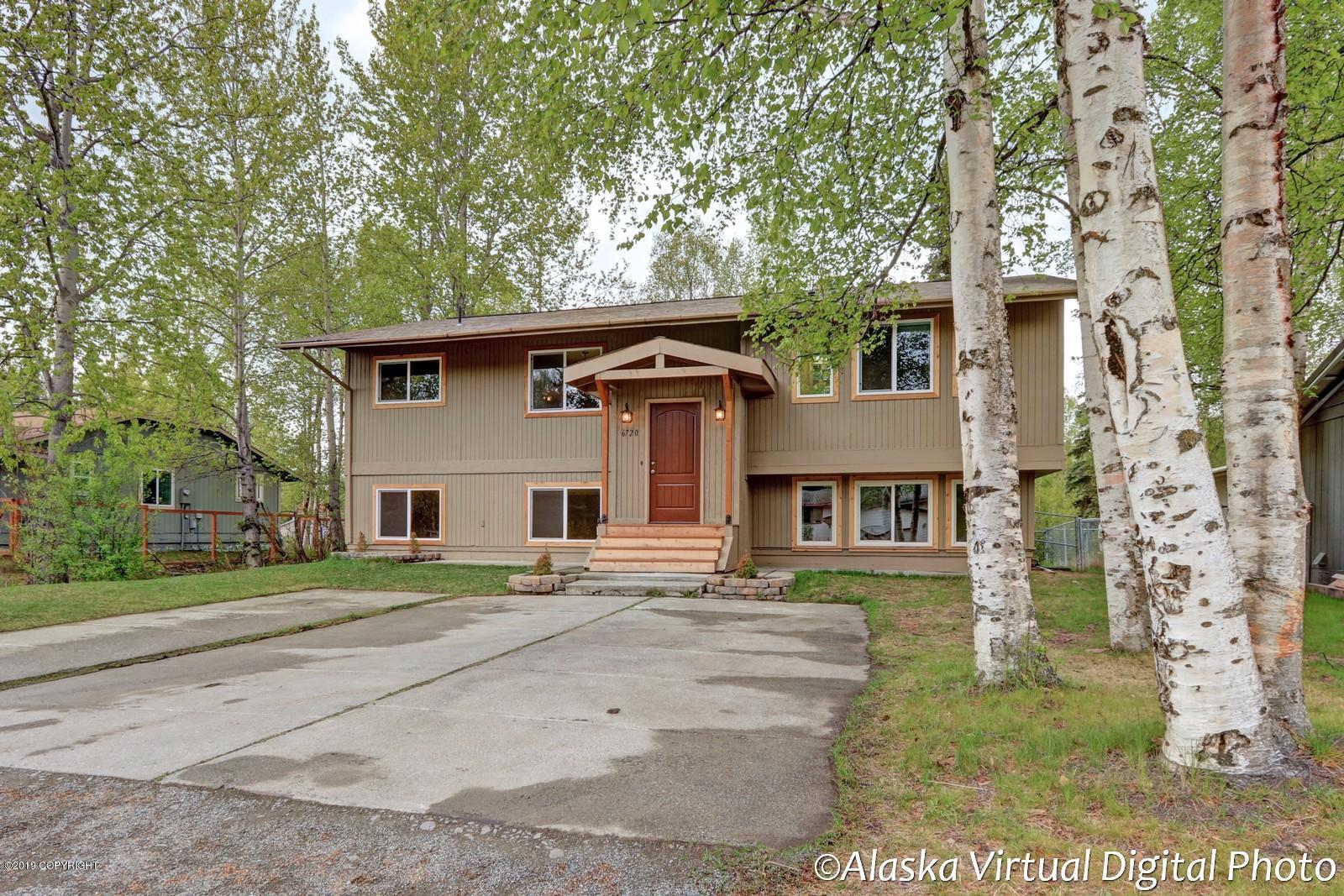 6720 Freebird Circle, Anchorage, Alaska