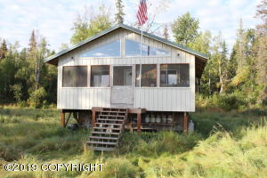 L48 B3 No Road, Hewitt-Whiskey Lakes, Remote, AK 99000