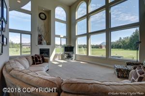 Fabulous Views from wall of windows!