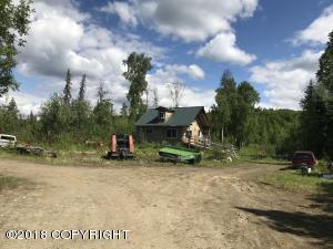 View of cabin/home from road 2018 Photo