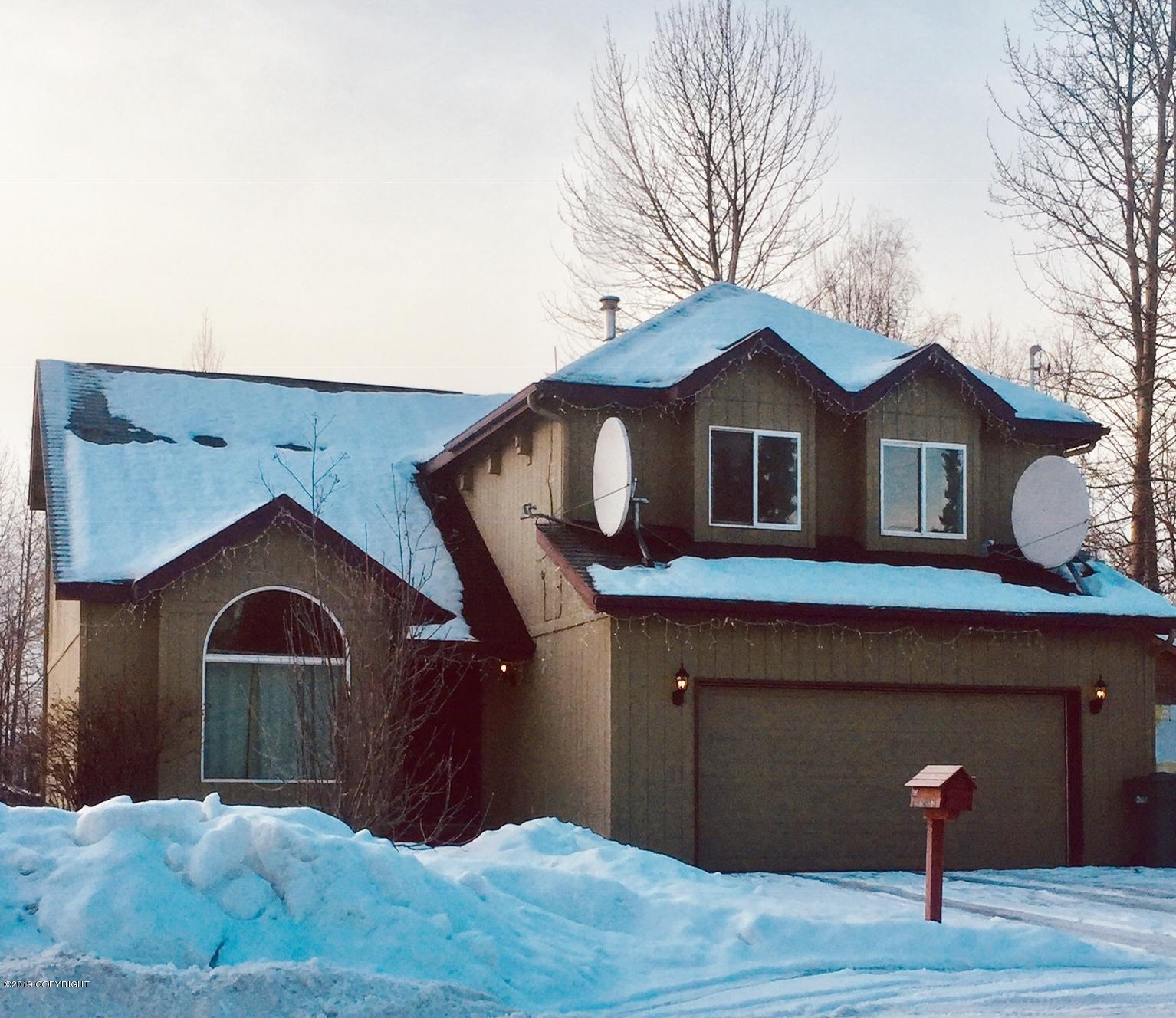 7440 Nathan Drive, Anchorage, Alaska