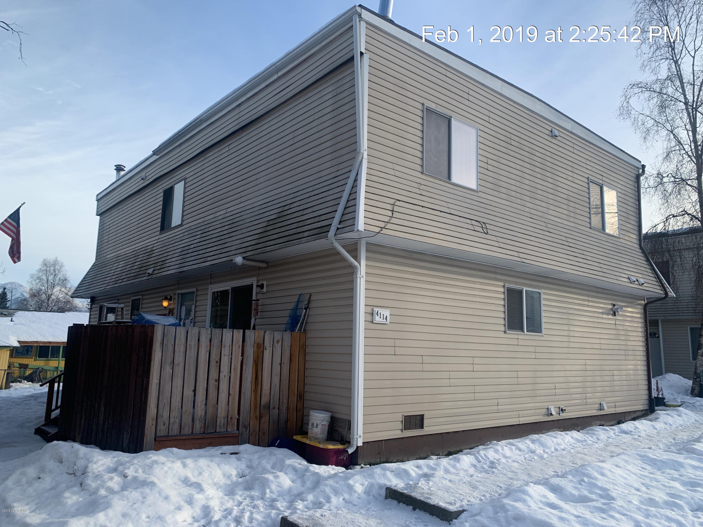 4114 Reka Drive, Anchorage, Alaska