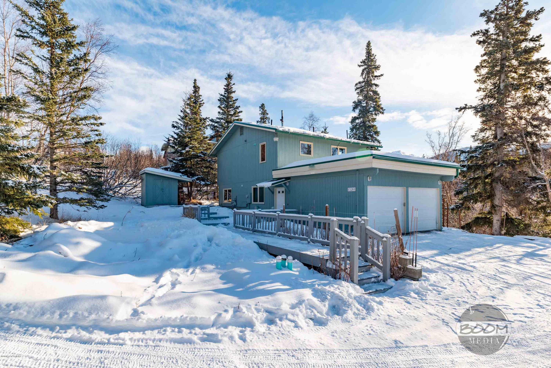 15261 Snow Flake Drive, Anchorage, Alaska