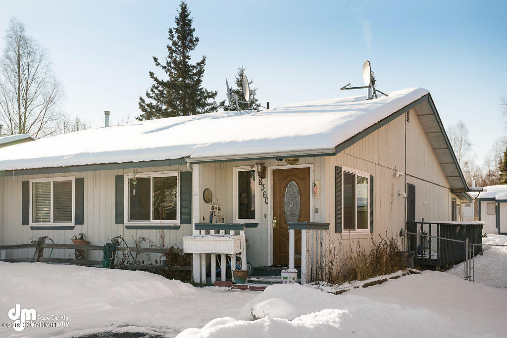 8360 Stratton Circle, Anchorage, Alaska