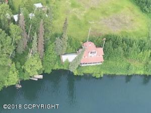 L29 No Road, Hewitt Lake, Remote, AK 99000