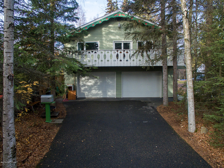 1321 Bannister Drive, Anchorage, Alaska