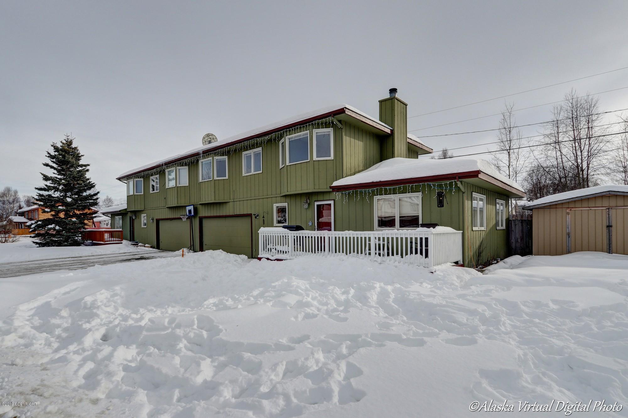 3830 Milky Way Drive, Anchorage, Alaska