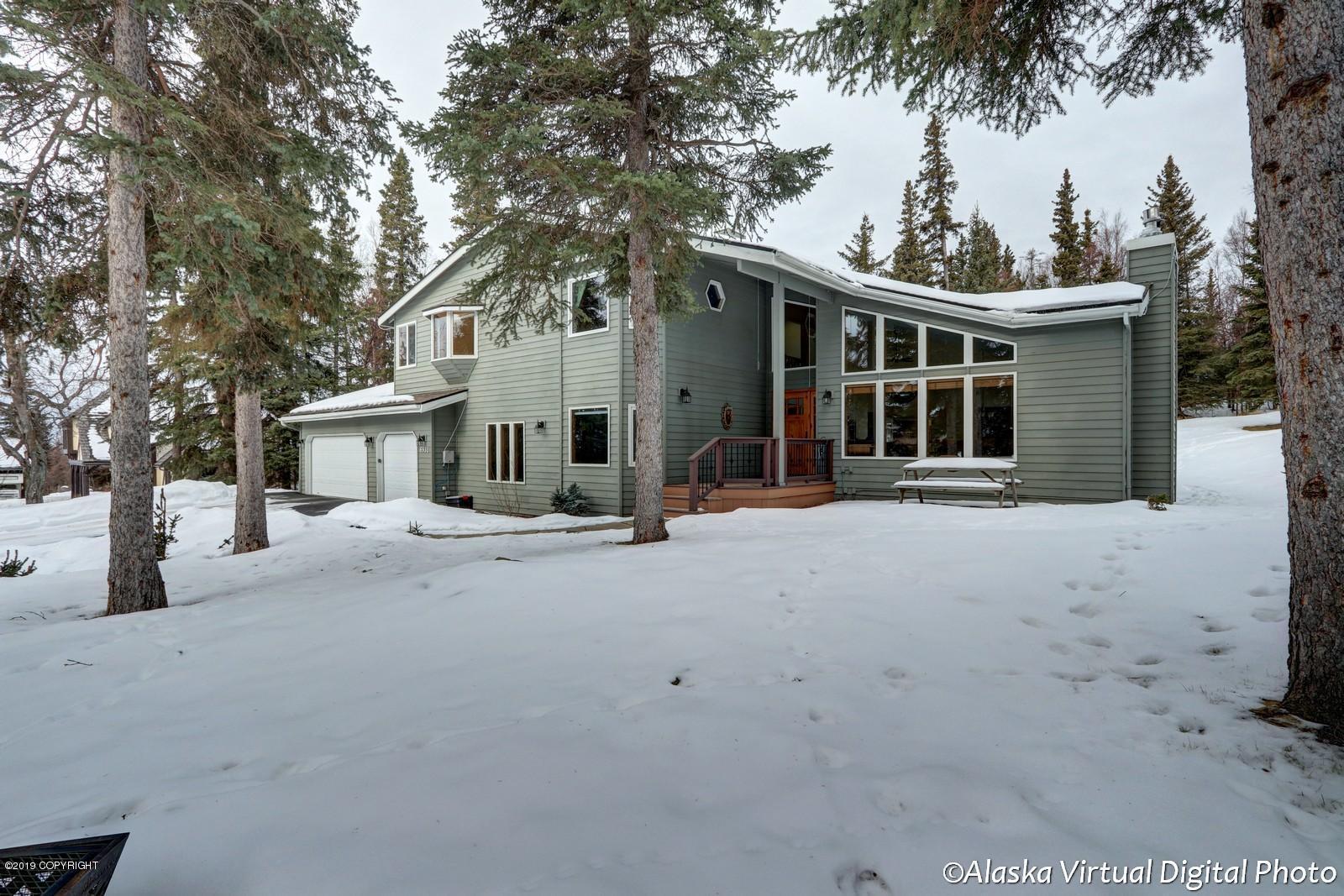 6931 Sequoia Circle, Anchorage, Alaska