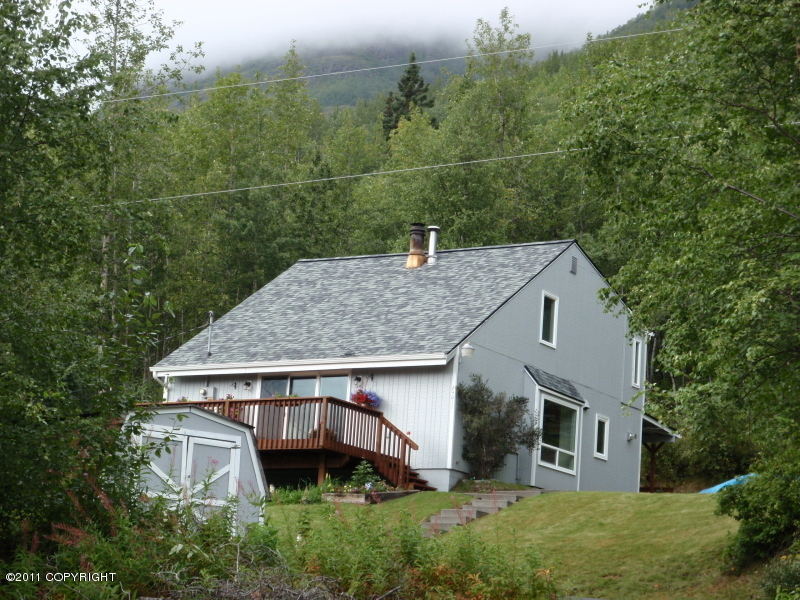 24011 O'Riedner Road, Eagle River, Alaska