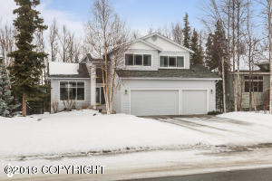 17103 Yellowstone Drive, Eagle River, AK 99577