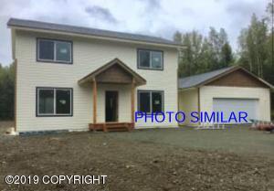 2871 N Sally Mae Circle, Wasilla, AK 99623
