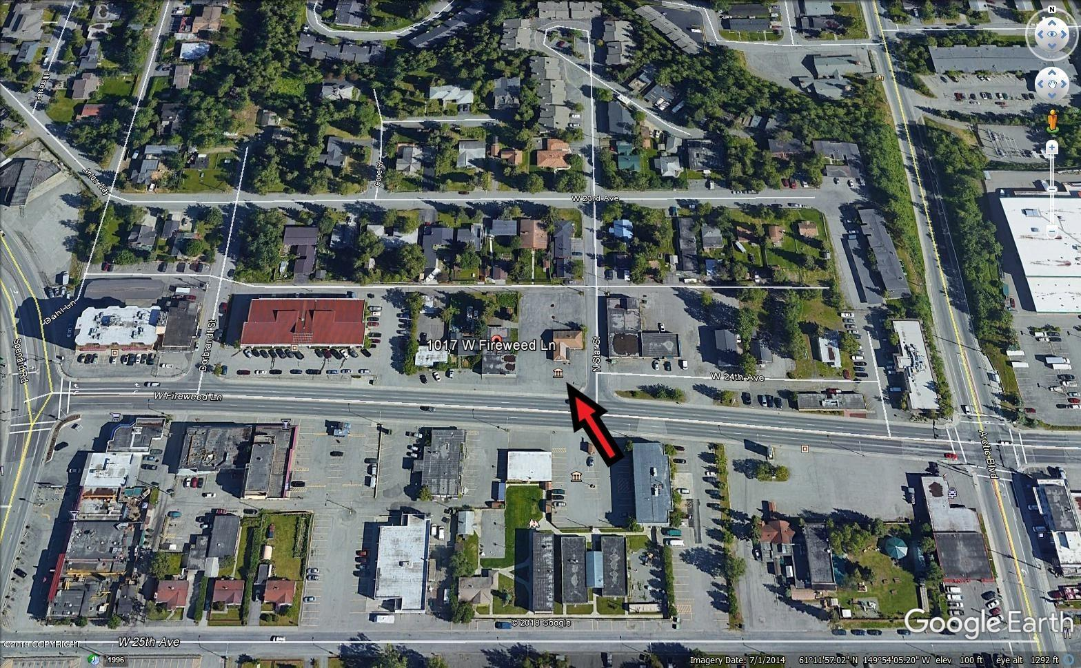 Fireweed 1017, Anchorage, Alaska
