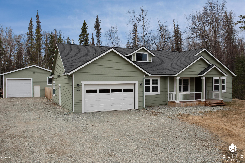 2838 N Kyle Circle, Wasilla, Alaska