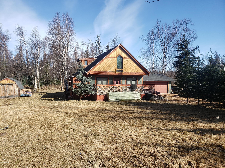 3140 N Arctic Fox Drive, Wasilla, Alaska