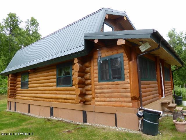 Log Homes for sale in Wasilla and Palmer AK | Alaska Real Estate