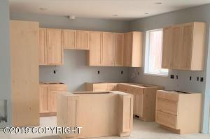 Solid wood Maple Cabinetry