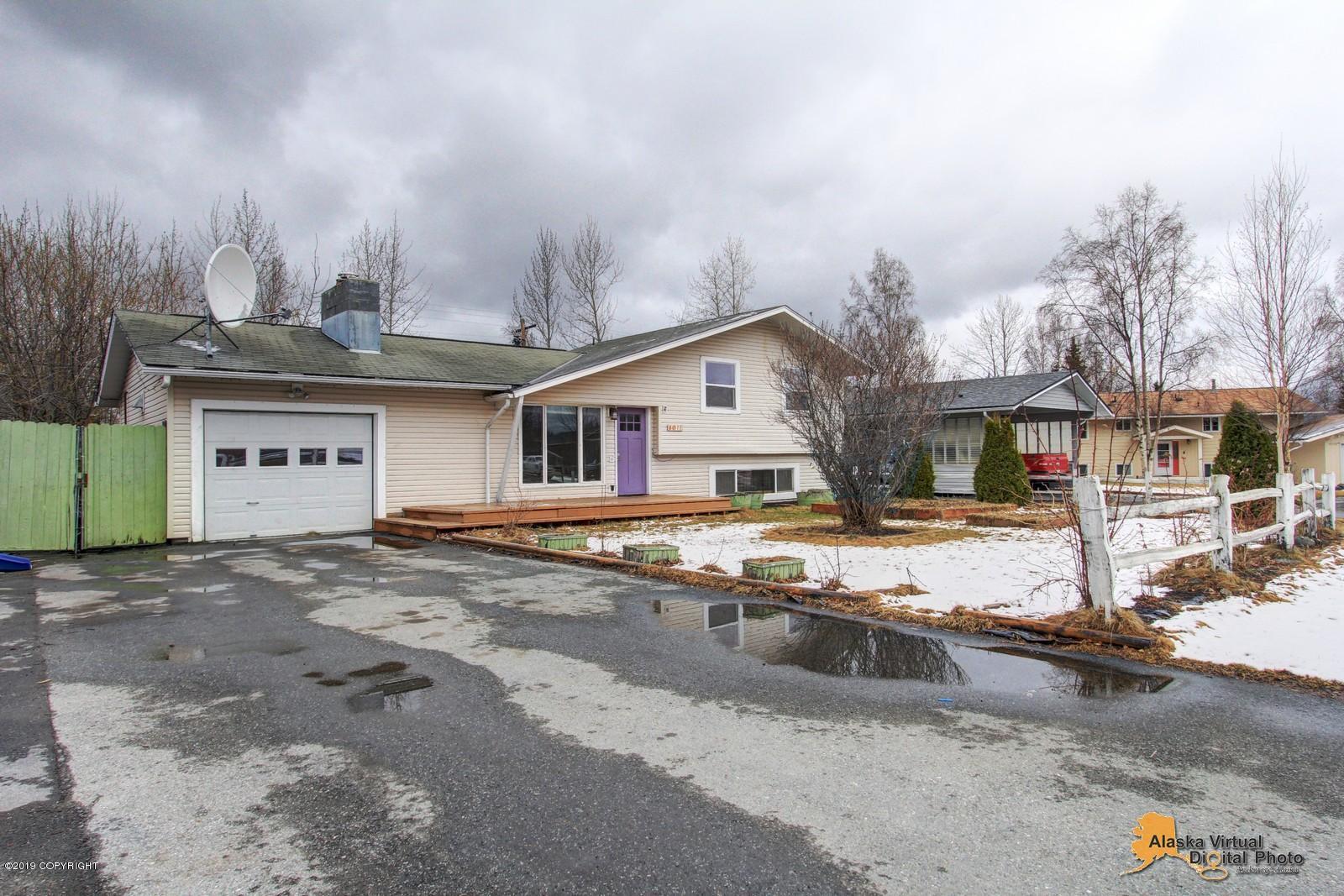 8011 Brink Court, Anchorage, Alaska