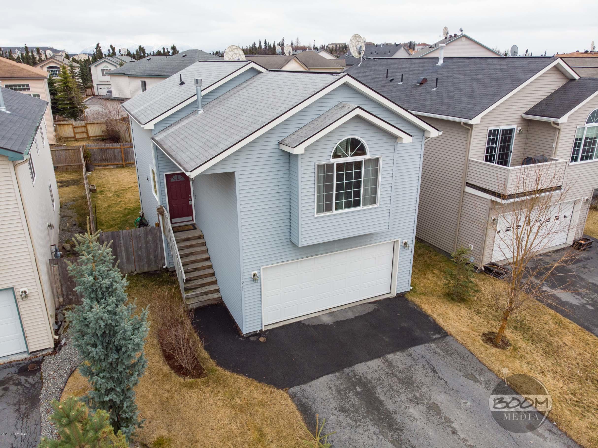 11027 Retreat Circle, Anchorage, Alaska