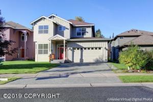 2924 Captain Cook Estate Circle, Anchorage, AK 99503