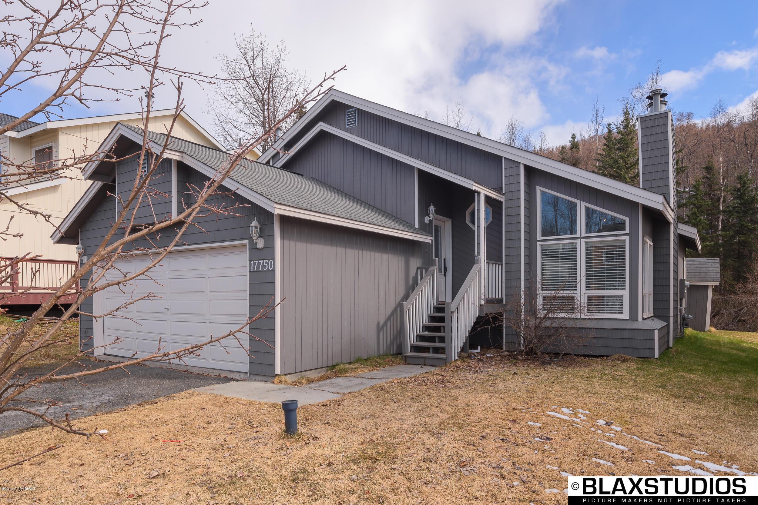 17750 Beaujolais Drive, Eagle River, Alaska