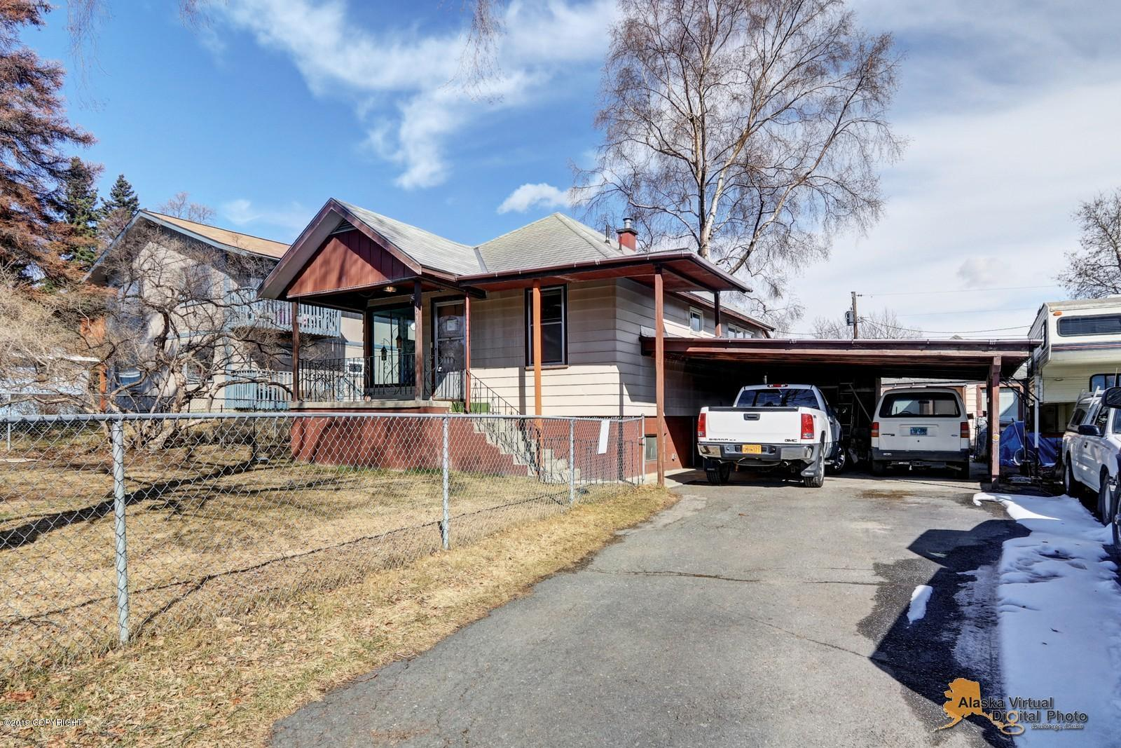 4003 Garfield Street, Anchorage, Alaska