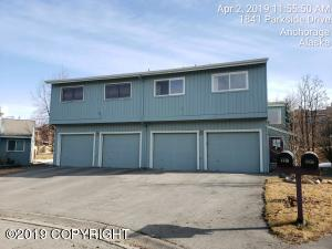 1837 Parkside Drive, Anchorage, AK 99501