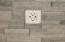 USB outlets at kitchen niche