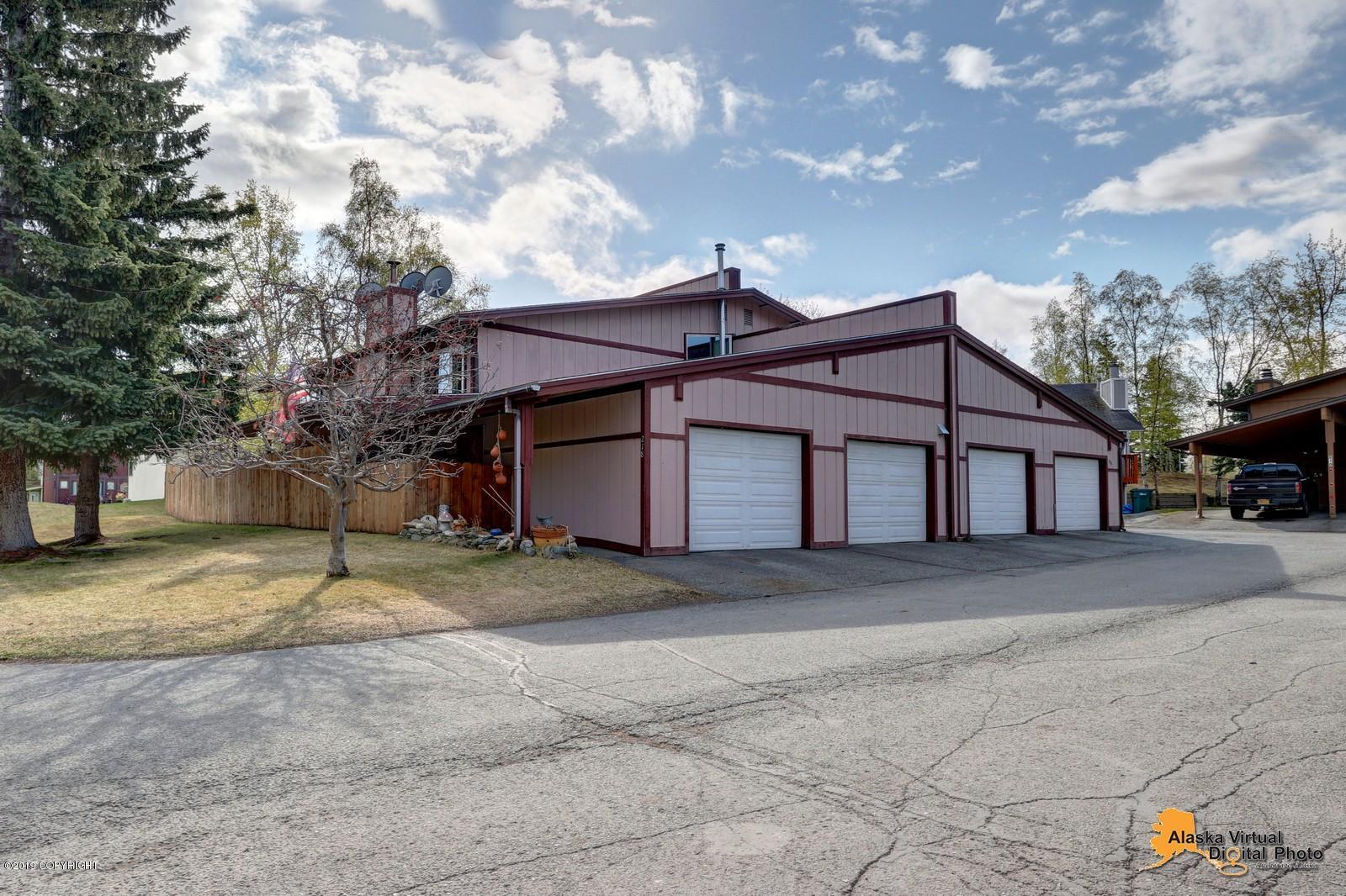 218 Deerfield Drive, Anchorage, Alaska