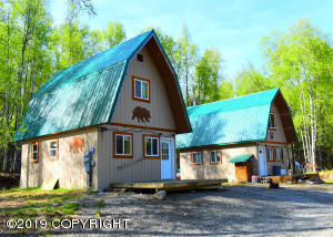 13120 N Barrington Loop, Willow, AK 99688