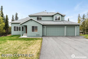 15210 Evergreen Ridge Street, Anchorage, AK 99516