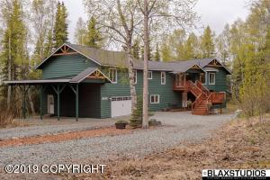 11824 Inspiration Drive, Eagle River, AK 99577