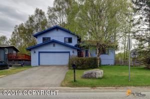 3519 Checkmate Drive, Anchorage, AK 99508