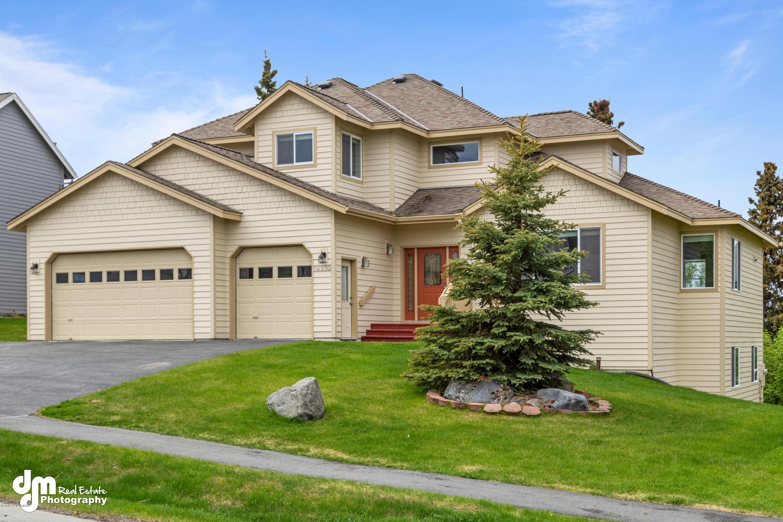 16232 Noble Point Drive, Anchorage, Alaska