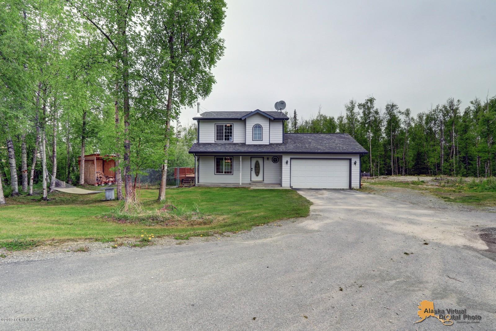 2271 W Ridgewood Drive, Wasilla, Alaska
