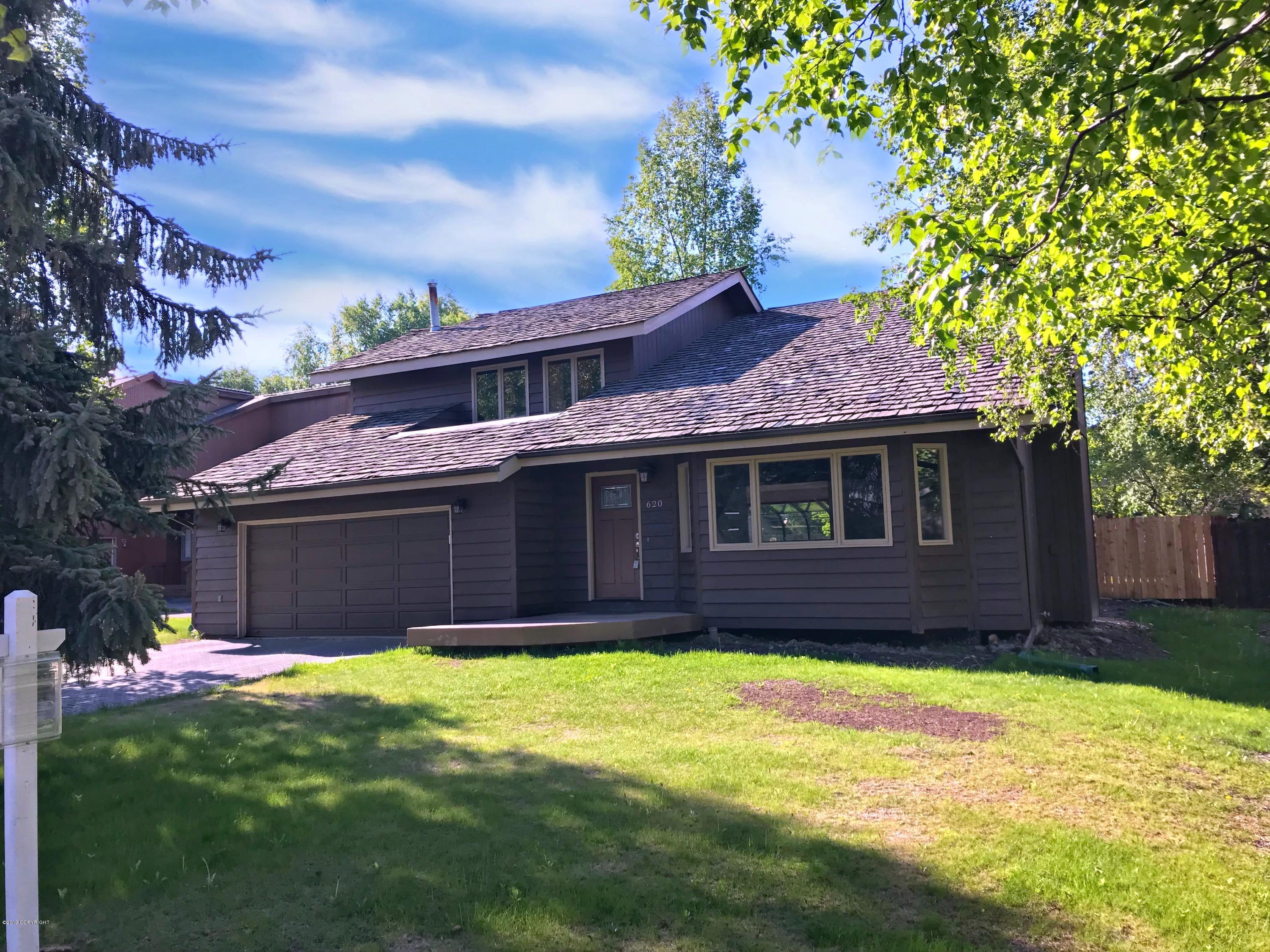 620 Clipper Ship Court Anchorage  - Mehner Weiser Real Estate Real Estate