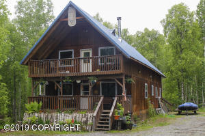 16109 E Sunshine Lake West Drive, Talkeetna, AK 99676