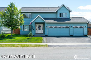 5743 Kenai Fjords Loop, Anchorage, AK 99502