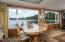 Float house interior