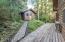 Wolf Den behind Wolf Lodge