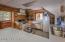 Wolf Lodge Kitchen
