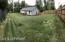 Huge fenced backyard the kids or gardener in the family will enjoy...