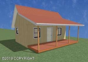 000 Cabin To Be Built, Wasilla, AK 99654