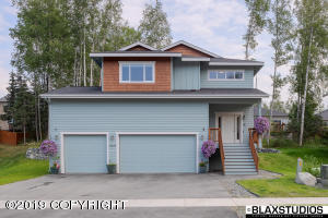 13529 Charmley Circle, Eagle River, AK 99577