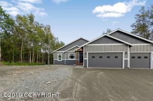9030 E Alpine View Drive, Palmer, AK 99645