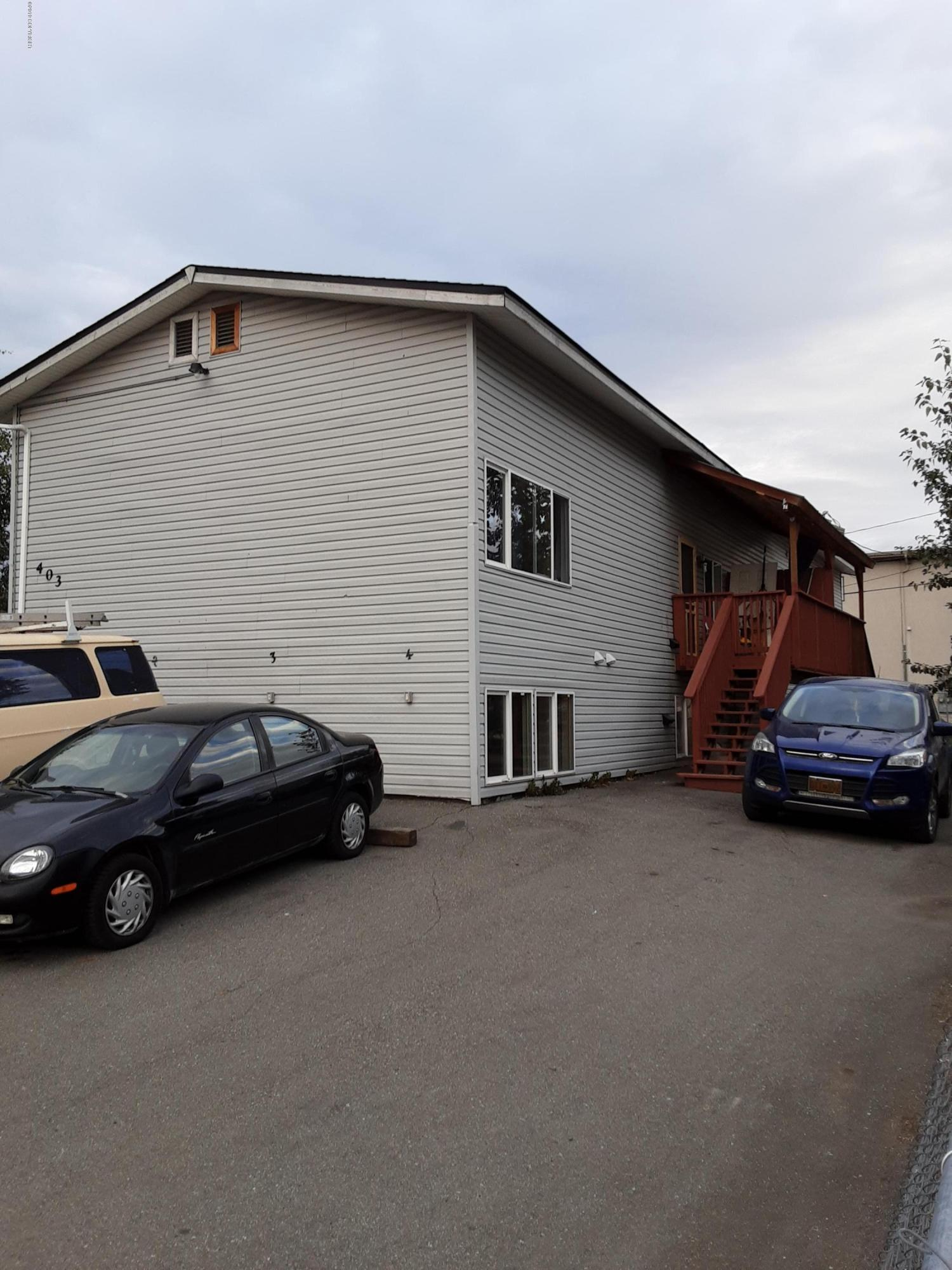 403 Irwin, Anchorage