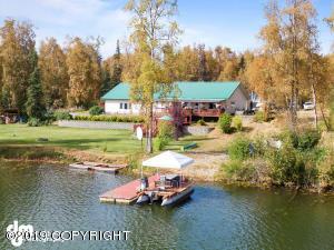 6845 S Rains Drive, Big Lake, AK 99652