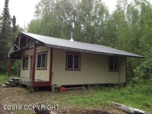 L9 B1 No Road, Goose Creek Rec Area, Talkeetna, AK 99676