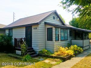 928 E 9th Avenue, Anchorage, AK 99501