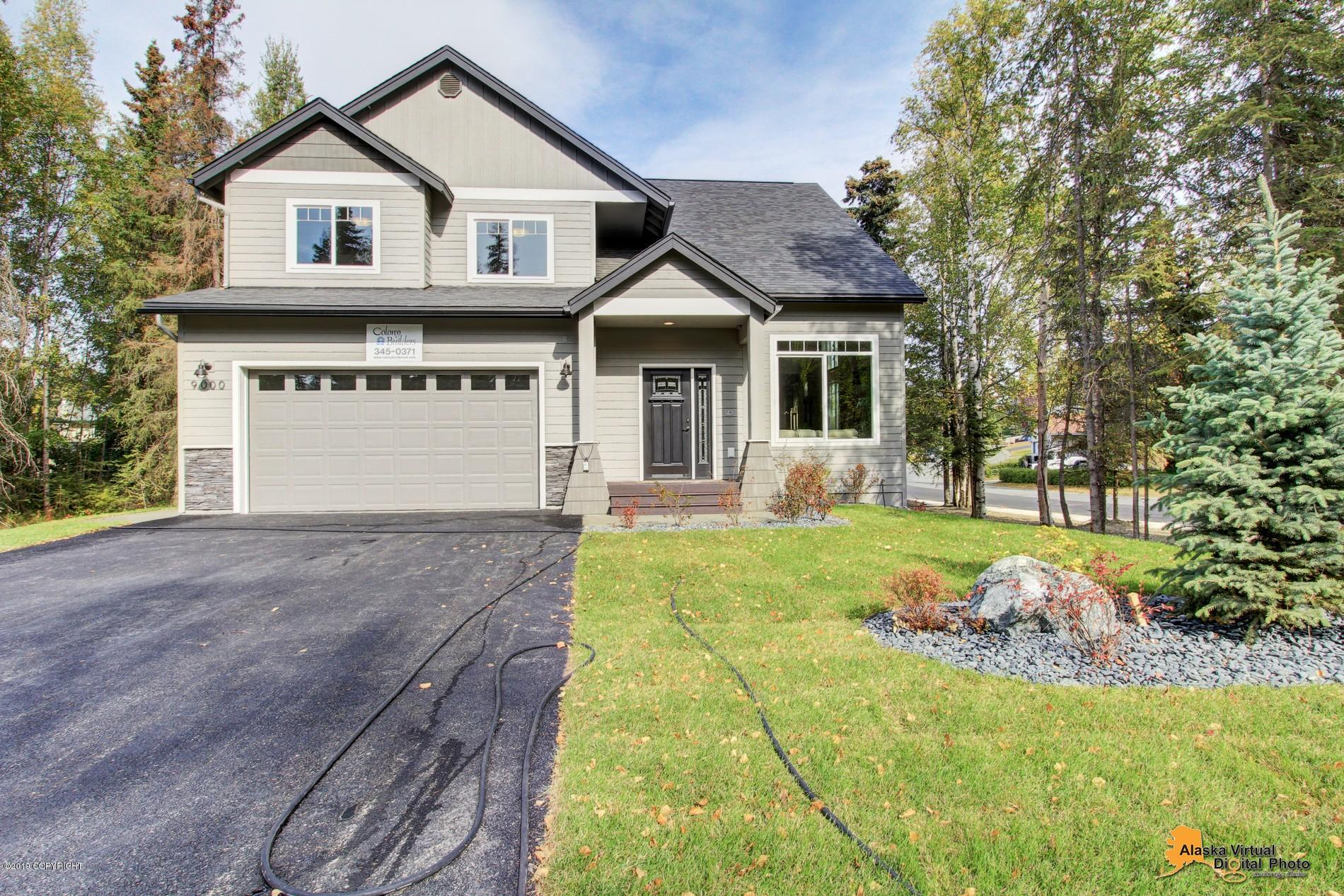 8980  King David Drive, Anchorage, Alaska